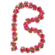 Blomsterranke rosa 170cm basil