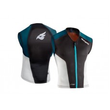 Body Armour m. rygskjold Tuatara lite X-Large