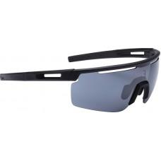 Brille Avenger mat hvid BBB inkl 3 linser