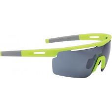 Brille Avenger Neon gul BBB inkl 3 linser