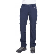 Bukser Eadie Convertible dame navy Trespass - Navy