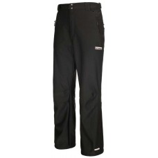 Bukser Hemic Softshell Black Trespass - Black