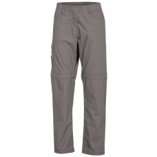 Bukser Rambler Convertible dame Grey Trespass - Storm Grey