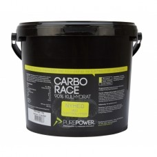 Carbo Race Citrus elektrolyt 3kg Pure Power