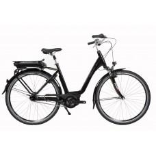 City Bosch dame 51cm Kildemoes Centermotor - 51/700 - Black