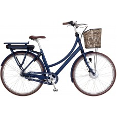 City Urban Egoing 51cm Kildemoes.inkl 400Wh bat - 51/700 - Matt Dark Blue