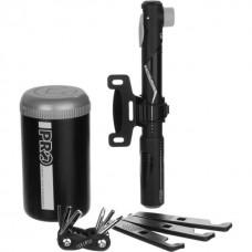 Combi pack PRO reserveflaske/minipumpe mm.
