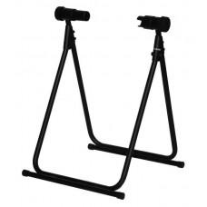 Cykelholder foldbar sort