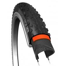 Dæk 24x1,75 Nopsss Tour Bikepartner 3mm indlæg - 24