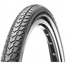 Dæk 26x1,75 Bike Attitude refleks fiberbelt sort