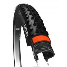 Dæk 29x2,10 Nopsss MTB Bikepartner 3mm indlæg sort - 29