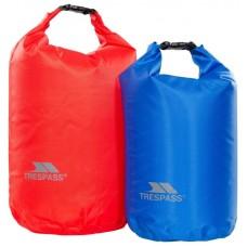 Drybags Euphoria 2 stk 10/15 liter Trespass