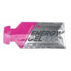 Energy Gel 40g vandmelon Pure Power,