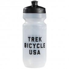 Flaske 600ml Trek USA klar Bontrager
