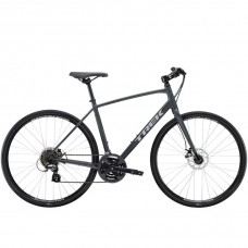 FX 1 disc Herre Small Trek - Small - Solid Charcoal