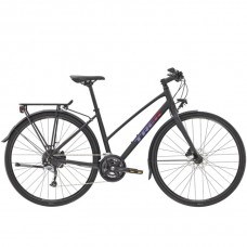 FX 3 Equipped disc dame Small Trek - Small - Dnister Black
