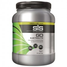 GO Energy + Electrolyte Pulver 1kg citron/lime