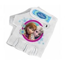 Handske Disney Frost hvid 4-7år