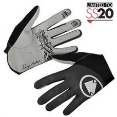 Handske Hummvee Lite Icon M Black Endura - M