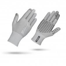 Handske Primavera Marino grå