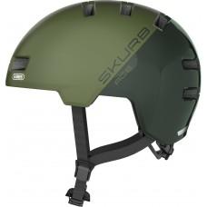 Hjelm Skurb Ace S Jade Green Abus - 52-56cm