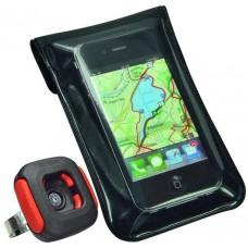Holder f.smartphone S inkl styradaptor Klickfix