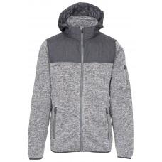 Jakke Fairleystead Fleece Grey Trespass - Grey