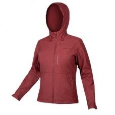 Jakke Hummvee Waterproof Hooded women L Cocoa - L