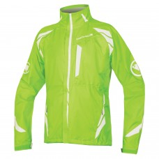 Jakke Luminite XXXL green m.lys vandtæt Endura