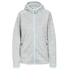 Jakke Riverstone Dame Fleece Grey Trespass - Light Grey