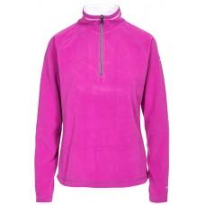 Jakke Skylar dame Fleece Pink Trespass - Pink