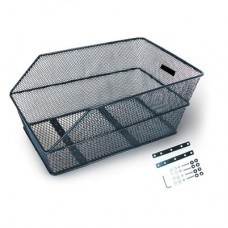 Kurv net bag sort 45x31x21 cento Basil