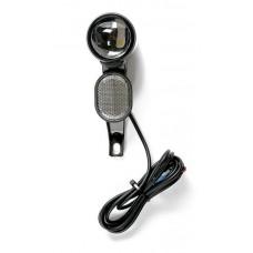 Lygte for LED E-Bike f. Bosch mm. 6-15volt