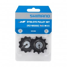 Pollyhjul 11t sæt M6000 GS Shimano