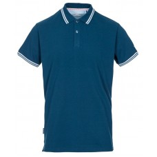 Poloshirt Polobrook herre Blue Trespass