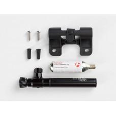 Pumpe Air Rush minipumpe inkl co2 Bontrager