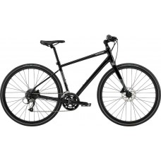Quick 3 Disc Large Cannondale - Large - Black Pearl