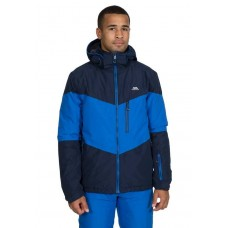 Skijakke Alport Herre Blue Trespass Inkl bukser - Navy Blue