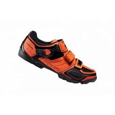 Sko sh-M089 42 Shimano Orange - 42