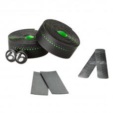 Styrbånd Microfiber foam vermonster green Bontrage