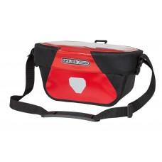 Styrtaske Ortlieb UltimateSix S Classic Red/Black