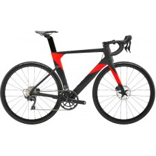 SystemSix Carbon Ultegra 54cm Cannondale - 54/700 - Black/Red