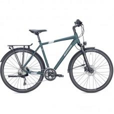 T 6.0 Herre 55cm Morrison  - 55cm - Mørk Grøn