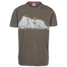 T-Shirt Cashing Herre Khaki Trespass  - Khaki