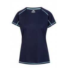 T-Shirt Viktoria dame Navy Trespass - Navy