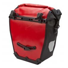 Taskesæt Ortlieb back-roller city 2x20L rød