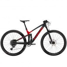 Top Fuel 8 NX ML Trek - M/L - Matblack/Red