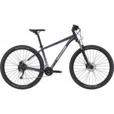 Trail 6 X-Large Cannondale - X-Large - Slate Silver